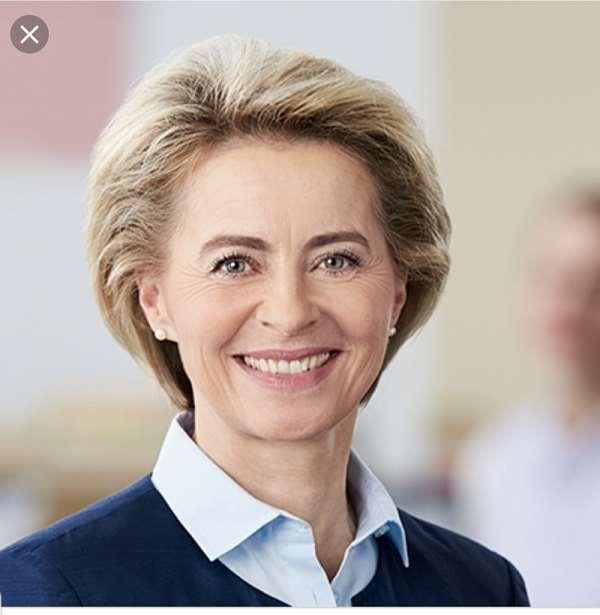 Madam Ursula von der Leyen