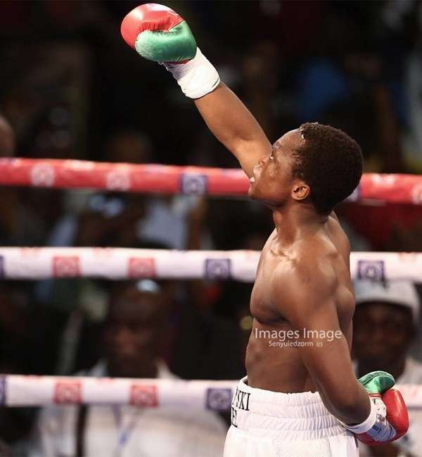 Isaac Dogboe: The Royal Storm Riding His Way Back To His Destructive Best