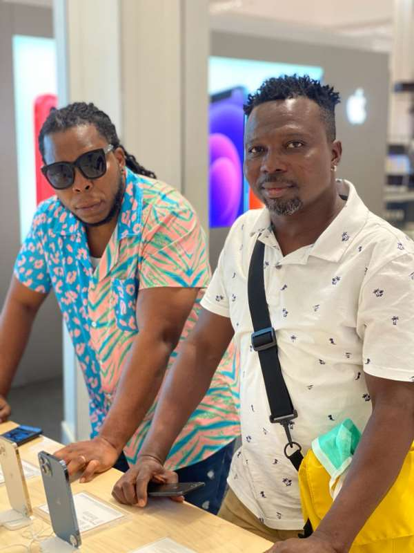 Big twins, Edem and Indian music group collaborate to work on two songs