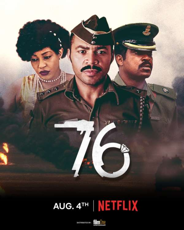 Movie: 76 set for global release, courtesy of FilmOne Entertainment