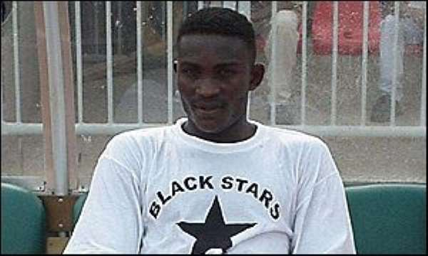 Kuffour waiting for Black Stars Call Up
