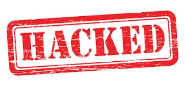 Ghanaweb Hacked Down