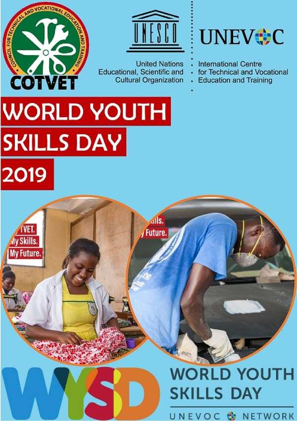 Cotvet Commemorates World Youth Skills Day