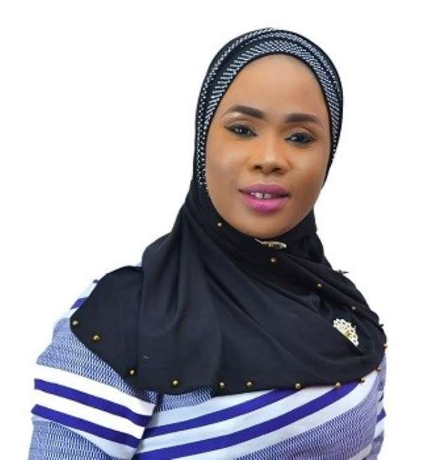 Hon. Hon. Hajia Humu Awudu NPP Parliamentary Candidate for Wa Central