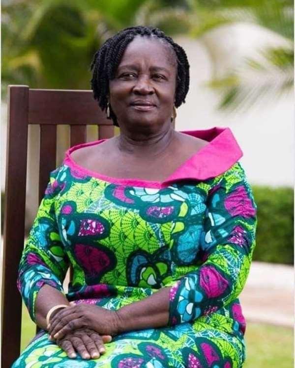 Global Alliance For Women's Development Hails NDC Female Running Mate