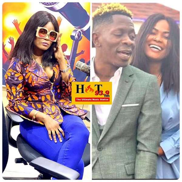 Magluv confirms dating Shatta Wale; reveals when they started having sex