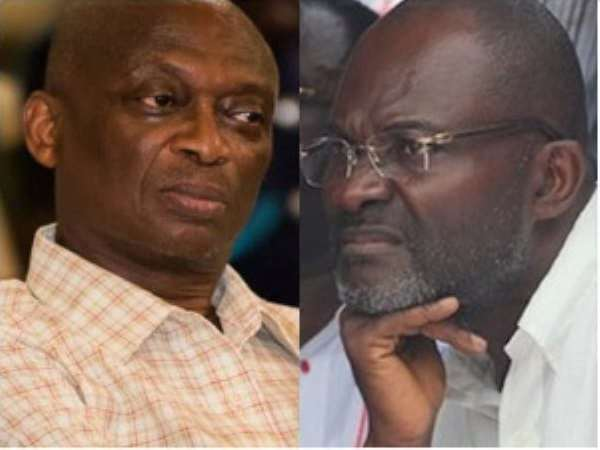 Abdul Malik Kweku Baako writes: Ugly noise maker Ken Agyapong has the balls to accuse me of involvement in corrupt deals