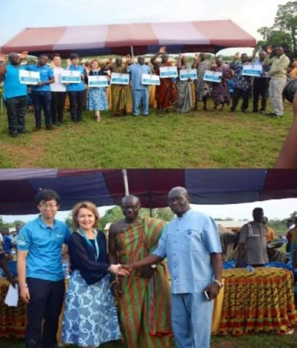 Ghana Against Child Abuse Campaign Launched In Krachi East