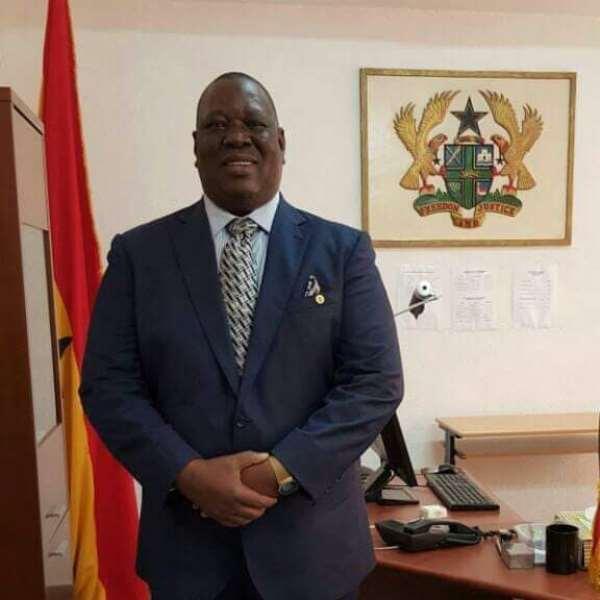 Hon. Moses Mabingbaan