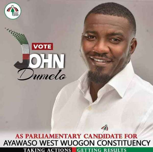 John Dumelo Is an Opportunist Who Needs to Be Called Out