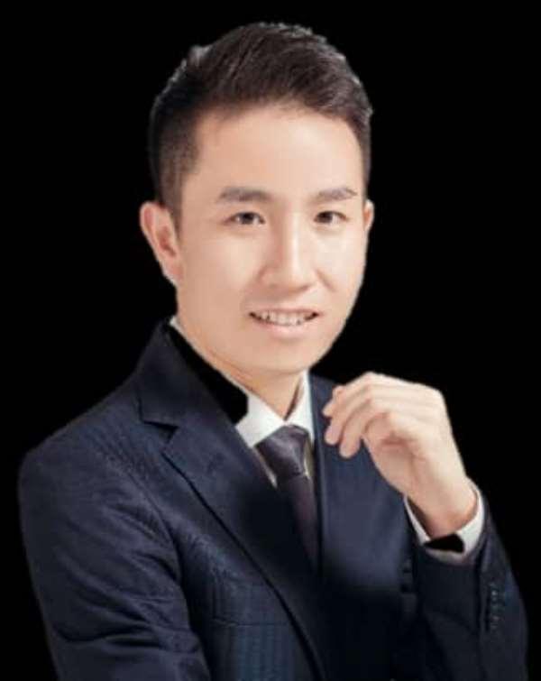 Tommy Zhouwei, Managing Director, Huawei Ghana