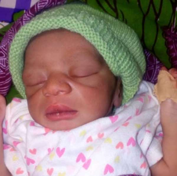 Bole: Fresh Baby Dumped In Public Toilet At Mempeasem