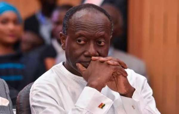 Finance Minister accounts for Akufo-Addo's foreign trips today