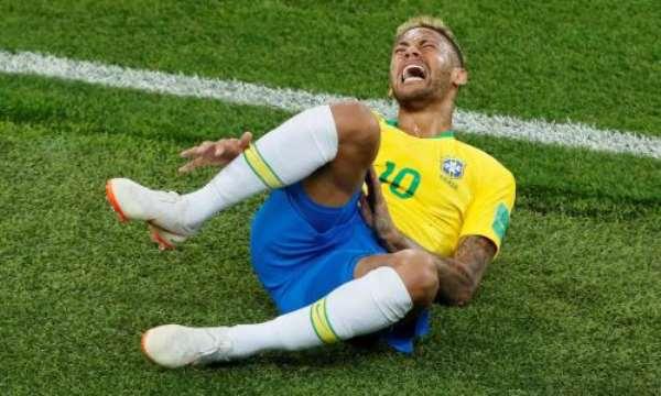 2018 World Cup: Neymar