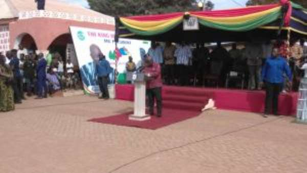 Ghanaians To Vote In Referendum For New Regions In December 2018
