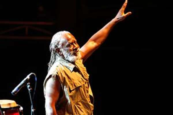 The Unquenchable Burning Spear