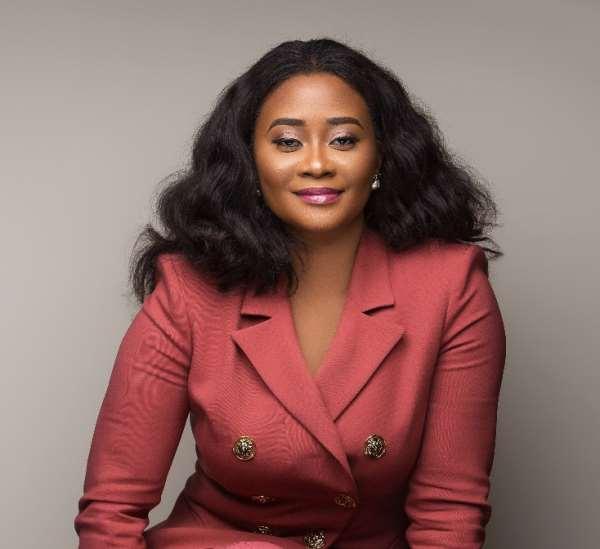 Ghana's Corporate Female Icon Angela Kyerematen-Jimoh of IBM Takes a Bow