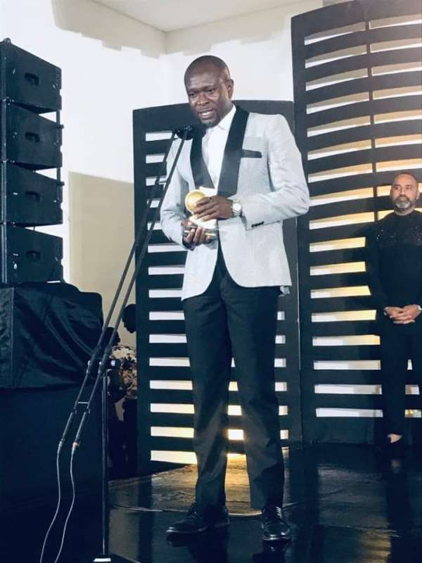 CK Akonnor Named Coach Of The Year