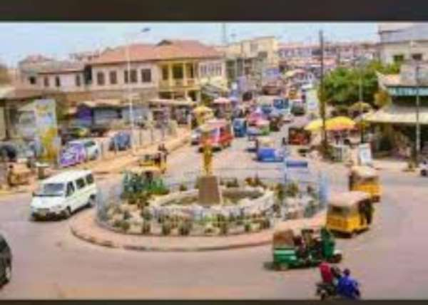 Do You Know Why Berekum Is Called The Golden City?