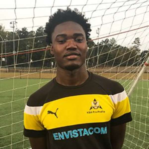 Nicholas Amoako Savours Debut With American Side Colorado Springs Switchbacks