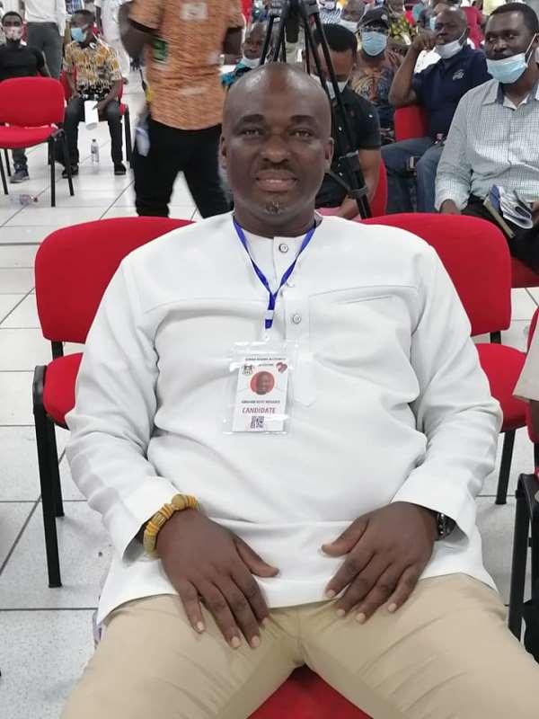 Abraham Kotey Neequaye wins Ghana Boxing Authority Presidential contest