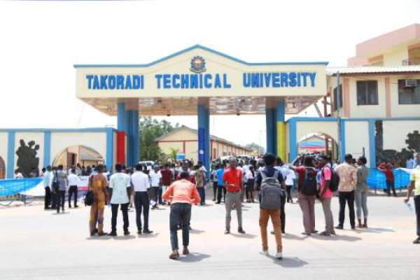 Takoradi Technical University: Two students secure court injunction to halt exams