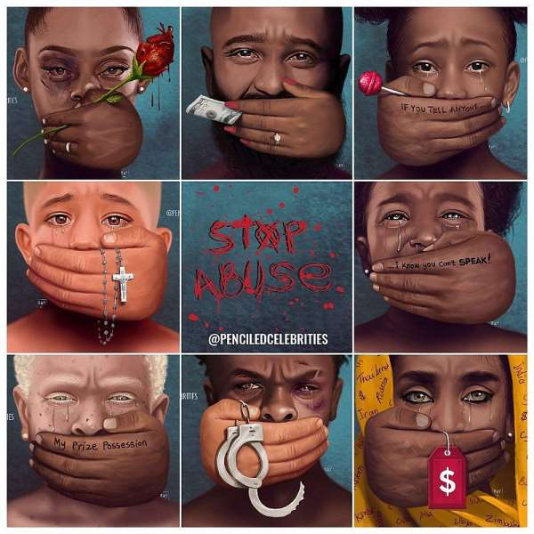 Rape Is Still Unlawful Speak Up And Seek Help By Stacy Amewoyi