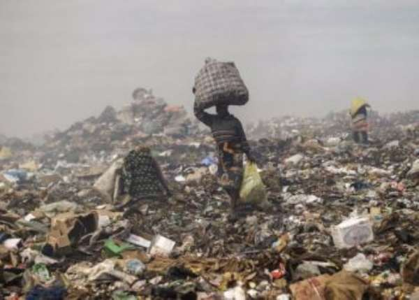 Blame lack of law enforcement for Ghana's sanitation woes –Environmental Service Providers