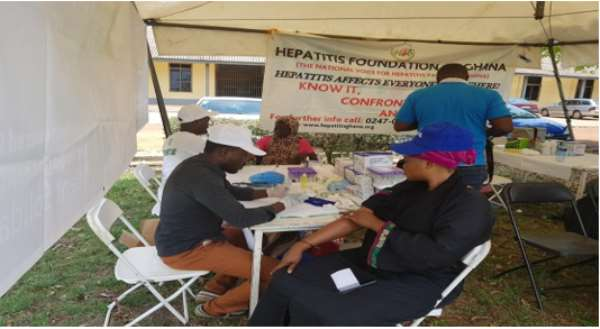 Patient's Organization Call For Step-Up Hepatitis Battle In Ghana