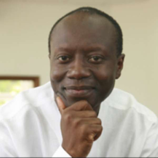 Ken Ofori Atta wants Israel to build a cathedral for Ghana