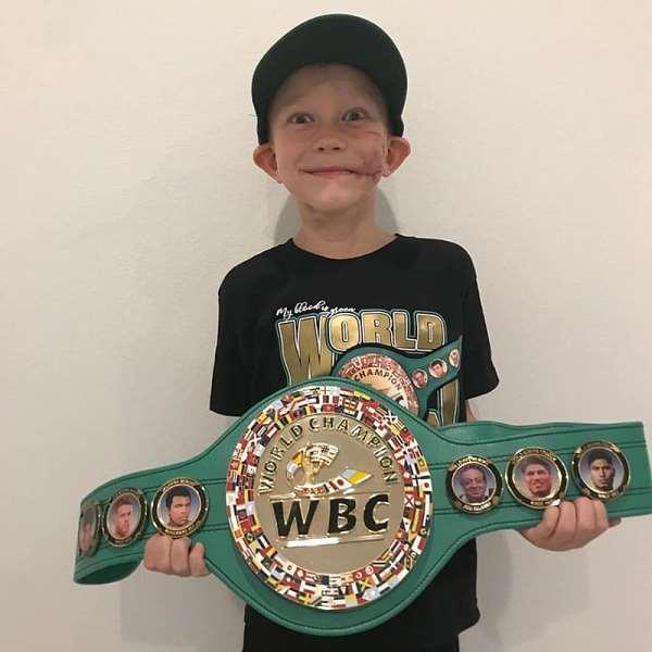 WBC Rewards 6-Year-Old For Bravery