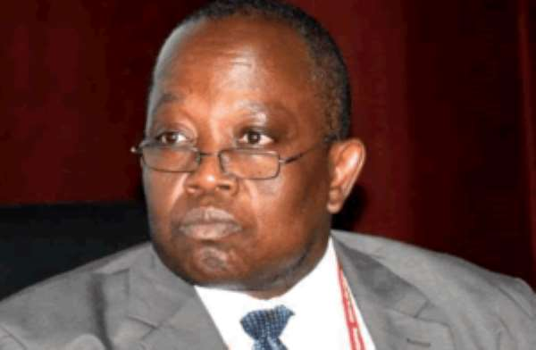 """The Auditor-General Yao Domelevo is Exposed as """"Not a man of Integrity"""" but NDC Mole – Over the GetFund"""