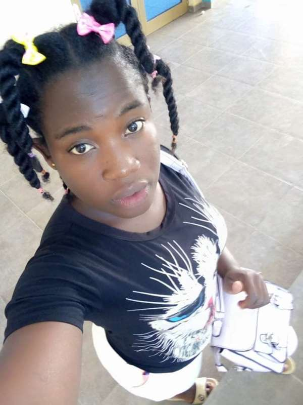 Exclusive: Close Up With Osuman Faruza, Ghana's Young Skilful Female Boxer