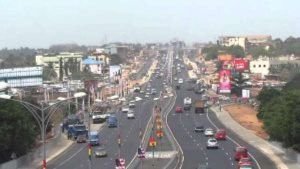 Key Routes In Accra To Be Closed For Amissah-Arthur's Funeral