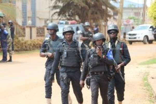 Okada Riders In Ashaiman Up In Arms With Police