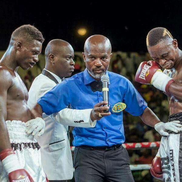 Boxing Referee Roger Barnor To Officiate In South Africa This Weekend