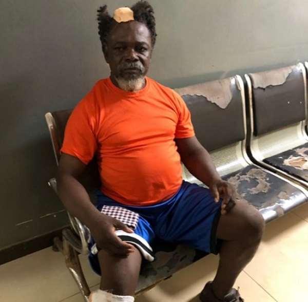 The victim, Samuel Gaius Badu