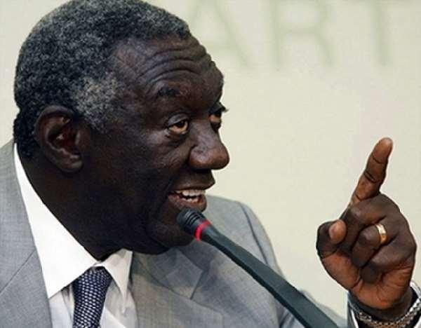 H.E. John Kufuor is former President of Ghana (2001-2009)