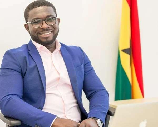 Asante Kotoko CEO Nana Yaw Amponsah