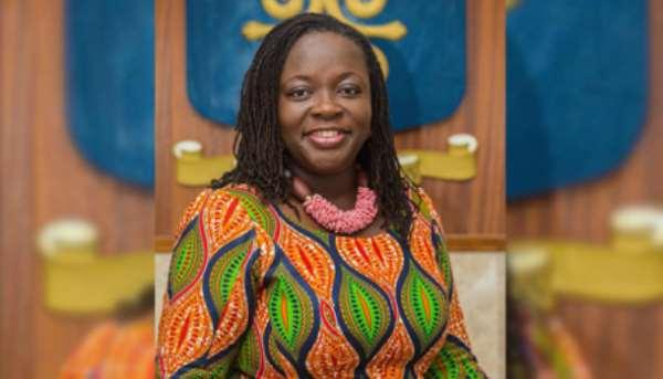 Prof. Nana Aba Appiah Amfo appointed Ag. Legon Vice-Chancellor
