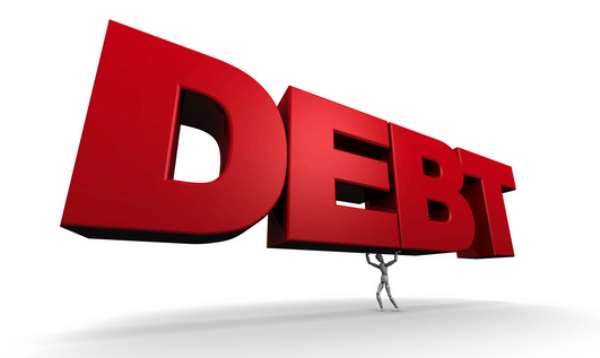 Ghana's debt stock balloons to GH¢332 billion, debt to GDP now 76.6%