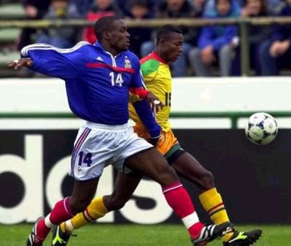 Ghanaians on trial in Europe