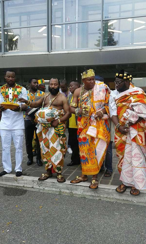 'Homowo' Day celebration In Italy