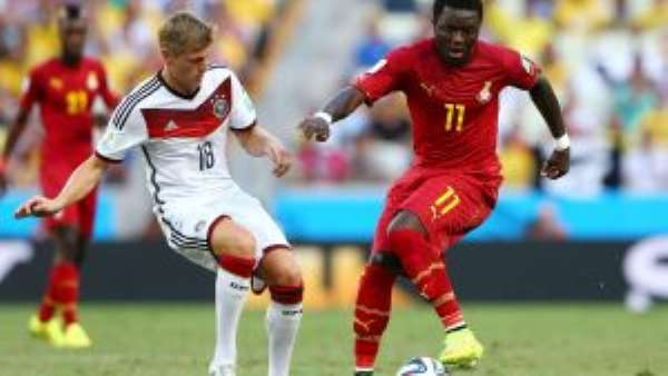 Muntari: I Have Unfinished Business With The Black Stars