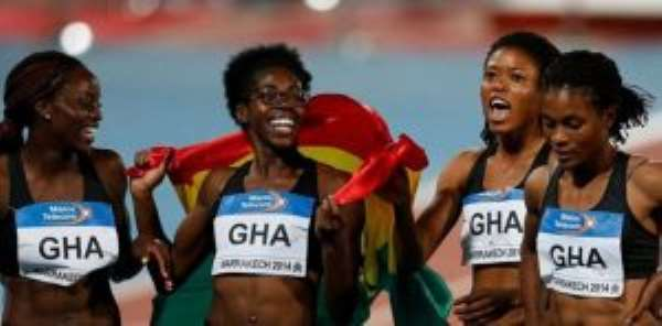 Africa Athletics Champs 2018: Team Ghana Primed To Win Medals – GAA