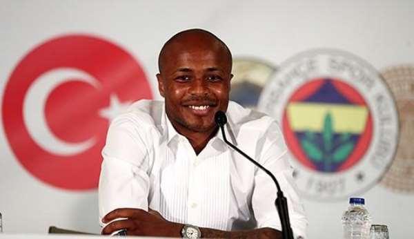 Andre Ayew Target Silverwares With Fenerbahçe SK