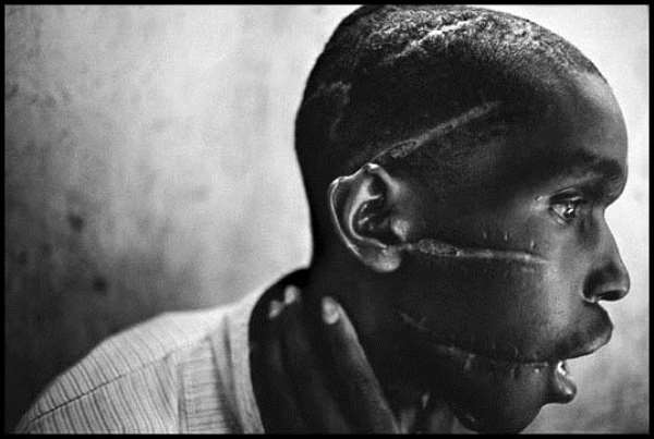 Reflections Of Black History In Images: The Crime Of Belgium In Rwanda