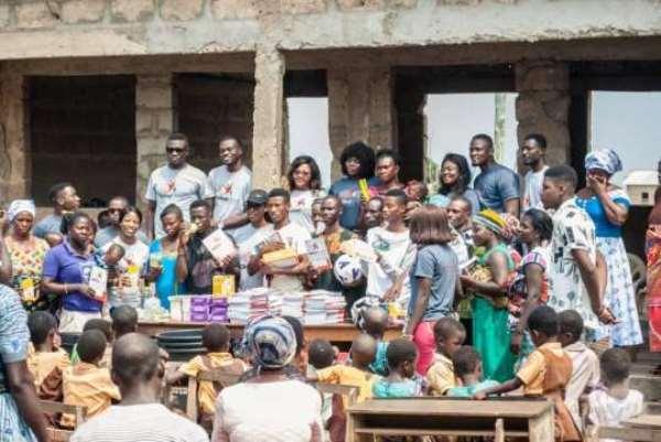 Sorkope Basic School Gets Help From Global Street Foundation