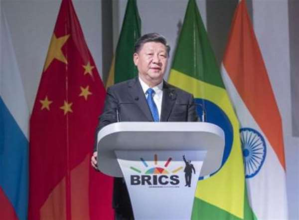 Chinese President Xi highlights Win-Win Cooperation For BRICS Common Development