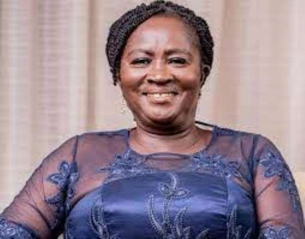 No Jabs In Naana Opoku Agyeman's Policy Statement – Campaign Team